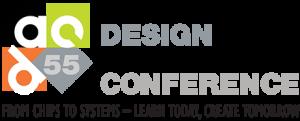 55th DAC 2018 logo