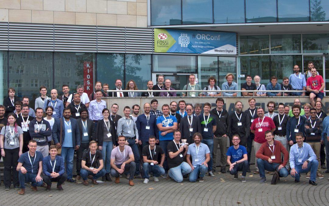 ORConf 2018: bringing the hardware and software worlds together