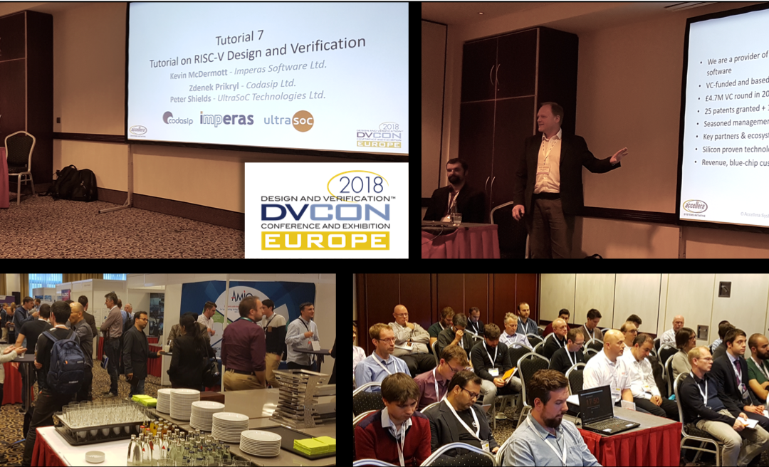 Imperas guest blog: RISC-V shines at DVCon Europe