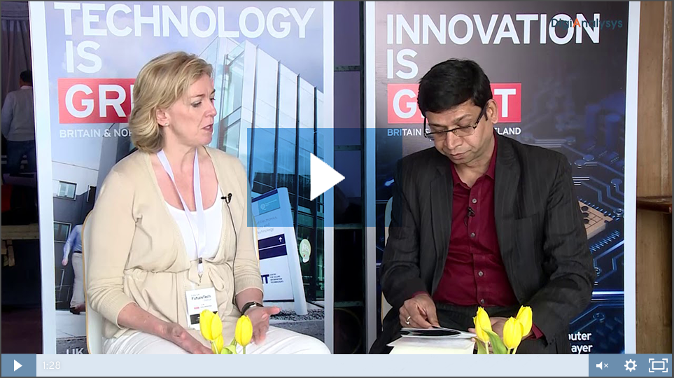 Aileen Ryan interview: embedded analytics and the Indian semiconductor industry
