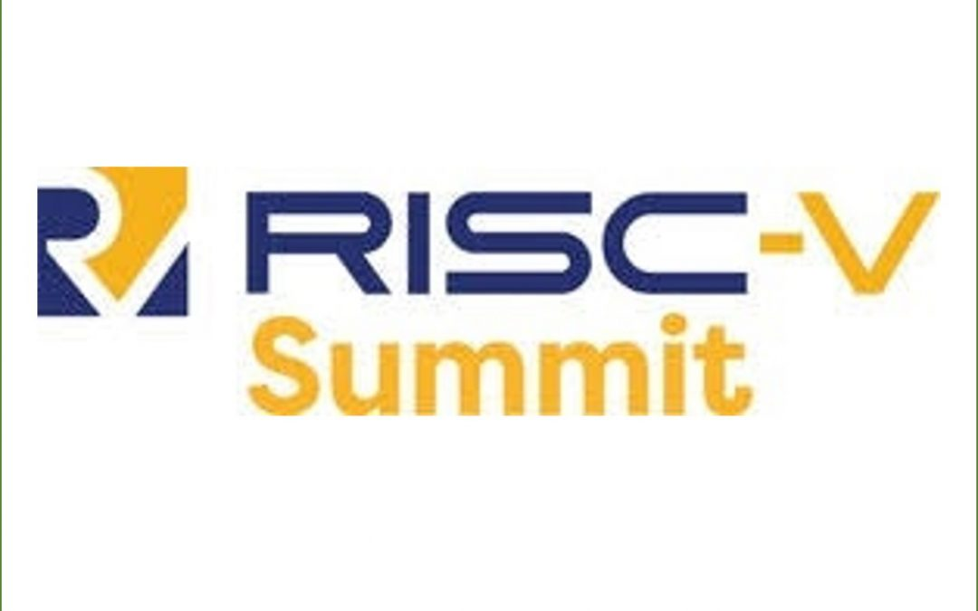 RISC-V Summit 2019