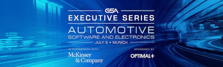 2019 GSA Executive Series – Automotive Software and Electronics
